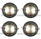 4pcs Diaphragm for Tweeter Driver Beyma CP800-TI /CP850-ND -8 Ohm