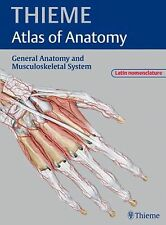General Anatomy and Musculoskeletal System - Latin Nomenclature-ExLibrary