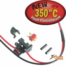 350 degree Heat Resistance Switch Ver.2 Gearbox (Front) for Airsoft M series AEG