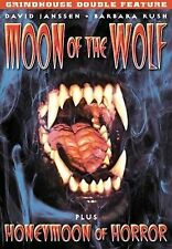 Grindhouse Double Feature - Moon Of The Wolf (1974)/Honeymoon of Horror...