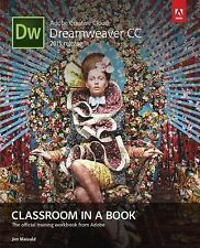 Classroom in a Book: Adobe Dreamweaver CC Classroom in a Book by Jim Maivald...