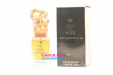 Eau Du Soir by Sisley 1.0oz EDP Spray In Original Retail Box For Women RARE