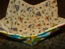 Microwave Bowl Holder Winnie the Pooh and Piglet Cozy Bowl Potholder  Bowl Cover