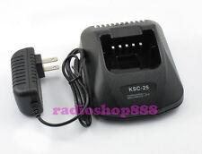 KSC25 Rapid Charger for Kenwood Radio TK-2170 TK-3170 Ni-CD Ni-MH Li-ion Battery