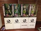"Matty Collector Mattel Ghostbusters Figure 12"" Full Set New Extremely Rare"