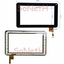 "Vetro Touch screen Digitizer 7,0"" Logicom Tab 752 Tablet Nero"