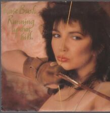 """7"""" Kate Bush Running Up That Hill / Under The Ivy 80`s EMI Electrola"""