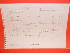 1967 1968 1969 1970 OPEL KADETT RALLYE 1970 RENAULT R10 FRAME DIMENSION CHART