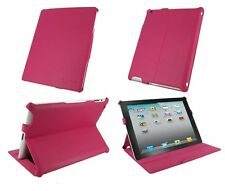 Slim Folio Magnetic PU Leather Smart Cover Stand Case for Ipad 2/3/4 Wake/Sleep