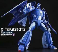 NEW X-TRANSBOTS Transformers Master X Series MX-II Andras Scourge Figure Stock