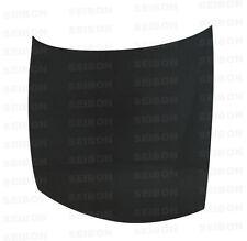 97-98 Fits Nissan 240Sx/Silvia (S14 Kouki) Seibon Carbon Fiber OEM Body Kit-Hood