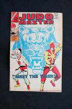 "Original #82 Feb 1967 JUDO MASTER ""Meet The Tiger!"" Comic Book"