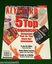 1999 KEYBOARD Reviews Apogee Rosetta AD, E-mu E4 Ultra, Kurzweil ExpressionMate