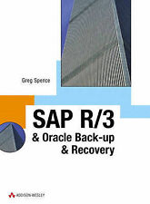 SAP R/3 and Oracle Backup and Recovery Spence, Mr Greg Excellent Book