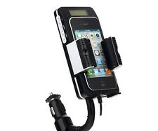 Happybird Car kit Radio Transmitter Mount cable For iphone5.Galaxy S3.Blackberry