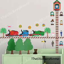 Thomas The Tank Engine Wall Stickers Removable Art Decal Nursery Decor Boy Girl