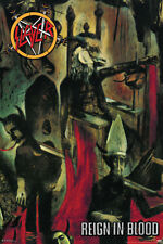 Slayer- Reign In Blood Poster Print, 24x36