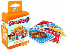 Shuffle Guess Who Card Game - Family/Kids Fun Learning Game - Travel/Gift