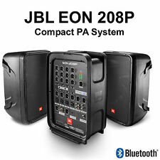 JBL EON 208P Active 300w Bluetooth Compact DJ Suitcase PA System $35 Instant Off