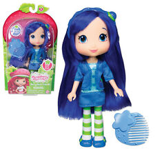 Strawberry Shortcake Doll Blueberry Muffin Scented w/ iconic Comb New 12235