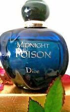 POISON MIDNIGHT DIOR, EAU DE PARFUM, 3.4 oz.rare, lot 2Z01,authentic!