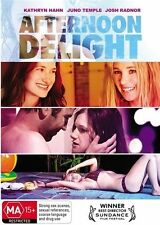 Afternoon Delight = NEW DVD 2014 NEW RELEASE R4