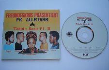 Tabula Rasa Pt. II _ FREUNDESKREIS PRÄSENTIERT FK ALLSTARS _ 4 Track MCD 2000