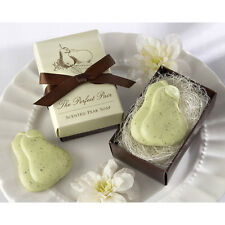 The Perfect Pair Scented Pear Handmade Soap - One Box
