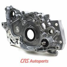 01-07 MITSUBISHI 2.0L LANCER EVOLUTION VII VIII IX EVO 7 8 9 CT9A OIL PUMP 4G63T
