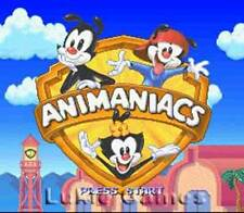 Animaniacs - Fun Classic SNES Super Nintendo Game