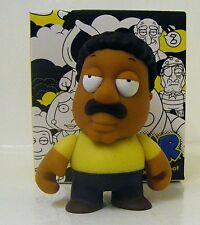 FAMILY GUY KIDROBOT CLEVELAND BROWN Figure wave 1