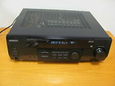 Amplificador KENWOOD KRF-V5030D Audio Video Receiver Amplifier. Funciona, Leer!!
