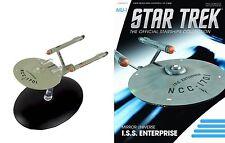 STAR TREK Official Starships Magazine #M1 ISS Enterprise 1701 Eaglemoss