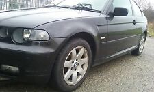 BMW 316ti SE COMPACT FACELIFT 2003 1.8 N42 ENGINE E46 O/S BREAKING ALL PARTS N/S