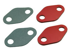 EGR Delete Block Off Plates with GASKETS - Fits 1985 to 1996 Nissan 300ZX