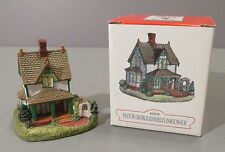 """Liberty Falls 1997 """"Pastor George Kendell's Parsonage"""" Miniature Town Fig  AH129"""