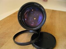 Contax 85mm Planar 1.4 MMG Lens Carl Zeiss 85mm f/1.4 Planar T* MMG Lens EXC++++