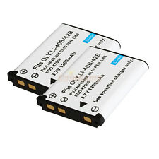 2 NP-45 NP-45A Battery for FUJI Finepix S610 Z20FD J20