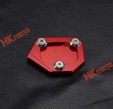 Kickstand Side Stand Plate Extension Pad For Honda NC700S/X 12-14 CBR500R 13 14