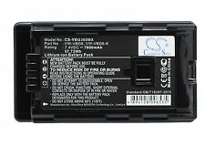 7.4V Battery for Panasonic SDR-H90 SDR-H90P SDR-H90PC VW-VBG6 Premium Cell