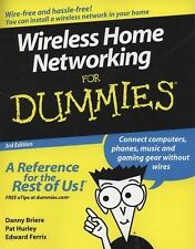 Wireless Home Networking For Dummies, 3rd Edition  Brand New Free Shipping