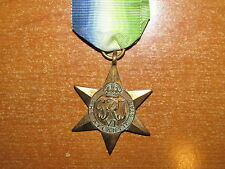 WW2 British Canadian Medal Atlantic Star nice