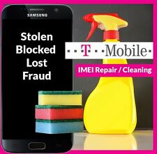 T-Mobile Bad IMEI / ESN Cleaning Unbarring Blacklist Removal Android iPhone FAST