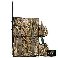 AVERY GHG DECOY BACK PACK DAY BLIND BAG HUNTING DUCK SHADOW GRASS BLADES CAMO