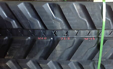 (2-Tracks) Caterpillar 400x72.5x76 Rubber Track CAT 304C-CR 305C-CR 40072576
