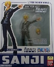 New Bandai Figuarts Zero One Piece Sanji New World Ver.