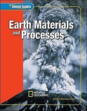 Glencoe Earth iScience Modules: Earth's Materials and Processes, Grade 6, Studen