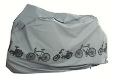 2x Fahrradgarage Roller Moped E-Bike Fahrradschutzhülle Abdeckplane Ganzgarage