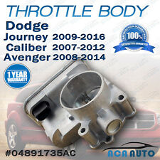 Dodge Throttle Body Caliber Journey Avenger 1.8L 2.0L 2.4L #04891735AC Jeep