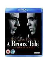 A BRONX TALE BLU-RAY Robert De Niro Chazz Palminteri Movie 1993 Film